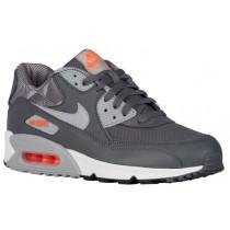 Nike Air Max 90 Print Hommes chaussures de sport gris/blanc VNL546