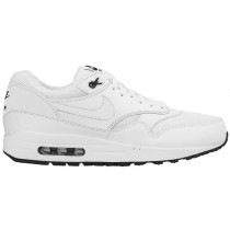 Nike Air Max 1 Essential Hommes baskets blanc/noir HLZ711