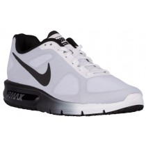 Nike Air Max Sequent Hommes baskets blanc/argenté XYZ219