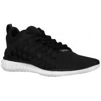 Nike Free OG '14 Woven Hommes chaussures de sport noir/blanc ZRP364