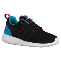 Nike Roshe One N7 Hommes chaussures de course noir/bleu clair YII248