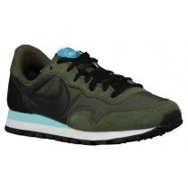 Nike Air Pegasus '83 N7 Hommes chaussures vert foncé/noir VEJ341
