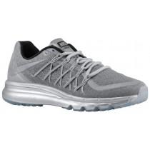 Nike Air Max 2015 Premium Hommes chaussures de course gris/noir QFM795
