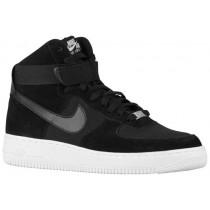 Nike Air Force 1 High Hommes chaussures de sport noir/blanc TXH565