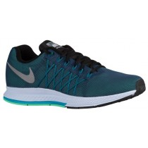 Nike Air Zoom Pegasus 32 Flash Hommes sneakers bleu marin/argenté RMR424
