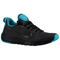 Nike Free Trainer 5.0 N7 Hommes sneakers noir/bleu clair IZM929
