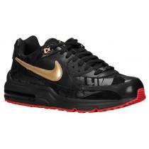 Nike Air Max Wright N7 Hommes sneakers noir/rouge TKF042