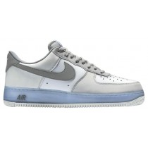 Nike Air Force 1 Low Hommes baskets blanc/gris YPY468