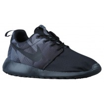 Nike Roshe One Print Hommes sneakers noir/gris GGR277