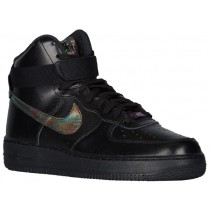 Nike Air Force 1 High Hommes baskets noir/multicolore JTB485