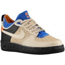 Nike Air Force 1 Comfort Mowabb Hommes chaussures bronzage/noir RIN120