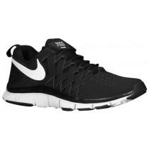 Nike Free Trainer 5.0 Weave Hommes chaussures noir/blanc JRN589