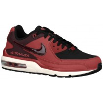Nike Air Max Wright Hommes sneakers noir/bordeaux TDY238
