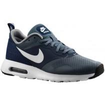 Nike Air Max Tavas Essential Hommes chaussures de sport gris/bleu marin WFW579