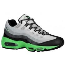 Nike Air Max 95 Hommes baskets noir/vert clair EGH799