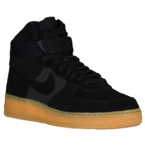 Nike Air Force 1 High LV8 Hommes baskets noir/bronzage VEE481