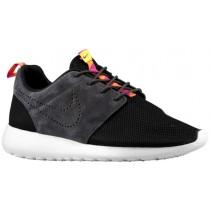Nike Roshe One Hommes sneakers noir/rose GOG745