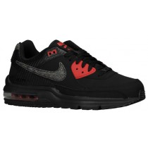 Nike Air Max Wright Hommes chaussures de sport noir/rouge YKU520