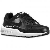 Nike Air Max Wright Hommes chaussures de course noir/gris DKG467