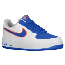 Nike Air Force 1 Low Hommes baskets blanc/bleu GPK253