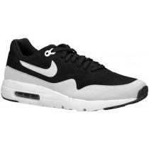 Nike Air Max 1 Ultra MoireHommes baskets noir/blanc XVV640