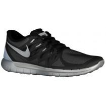 Nike Free 5.0 Flash Hommes chaussures de sport noir/gris ESK300