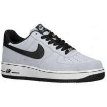 Nike Air Force 1 Low Suede Hommes chaussures gris/noir JWJ622