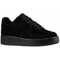 Nike Air Force 1 Low Hommes baskets Tout noir/noir OWS789