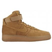 Nike Air Force 1 High LV8 Hommes chaussures bronzage/bronzage LJI528