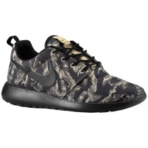 Nike Roshe One Hommes chaussures noir/bronzage VKY826