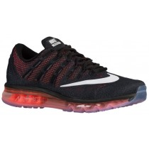 Nike Air Max 2016 Hommes chaussures noir/rouge OJY600