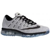 Nike Air Max 2016 Hommes chaussures de sport blanc/noir OXP384