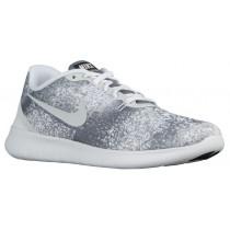 Nike Free RN Print Hommes baskets gris/blanc WXL847