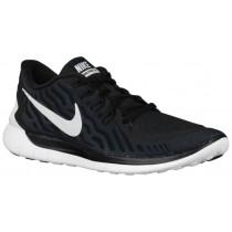 Nike Free 5.0 2015 Hommes chaussures de sport noir/gris XSU761