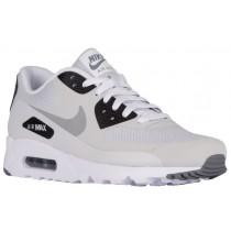 Nike Air Max 90 Ultra Essential Hommes chaussures de course gris/noir UWF615