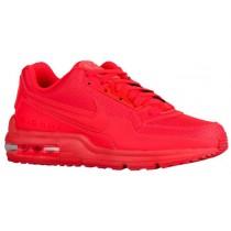 Nike Air Max LTD Hommes chaussures de course rouge/rouge TIO265