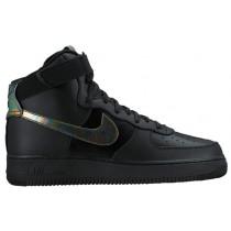 Nike Air Force 1 High LV8 Hommes chaussures de sport noir/multicolore ISG257