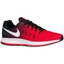 Nike Air Zoom Pegasus 33 Hommes chaussures rouge/noir DIP807