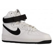 Nike Air Force 1 High Retro Hommes sneakers blanc/noir KRO515