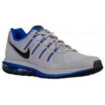 Nike Air Max Dynasty Hommes chaussures de course gris/bleu IXT020