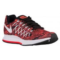 Nike Air Zoom Pegasus 32 Hommes chaussures de course rouge/noir JKD947
