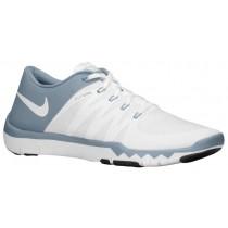 Nike Free Trainer 5.0 V6 Hommes chaussures de sport blanc/gris NPR333