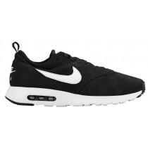 Nike Air Max Tavas Suede Hommes sneakers noir/blanc GCV700