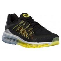 Nike Air Max 2015 Hommes baskets noir/jaune LXB531