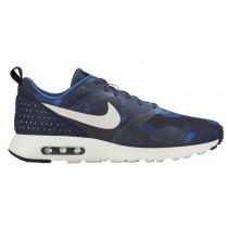 Nike Air Max Tavas SE Hommes chaussures bleu marin/blanc QAO260