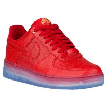 Nike Air Force 1 Comfort Hommes chaussures rouge/bleu clair SBL698