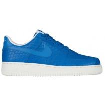 Nike Air Force 1 LV8 Hommes chaussures de sport bleu clair/blanc FHF265
