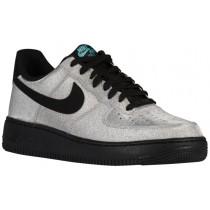 Nike Air Force 1 LV8 Hommes baskets argenté/noir TEL282