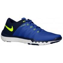 Nike Free Trainer 5.0 V6 Hommes baskets bleu/bleu marin RZD893