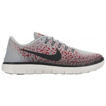 Nike Free RN Distance Hommes chaussures gris/noir GEG152